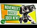 November's BIGGEST Xbox News!