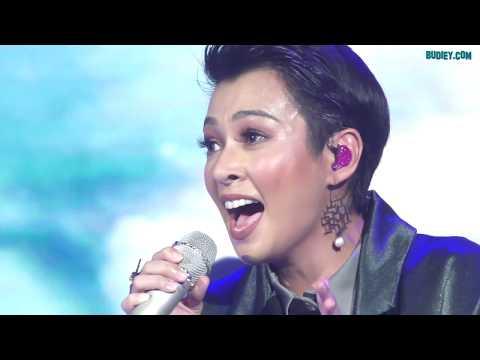 Penuh Perasaan Misha Omar Nyanyi Sampai Bila Di Muzika Ekstravaganza