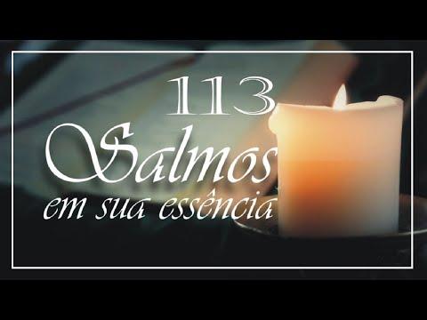 """""""Salmo 113 cid moreira.""""psalm 113 cid Moreira."""