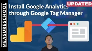 How to install Google Analytics with Google Tag Manager (2017)