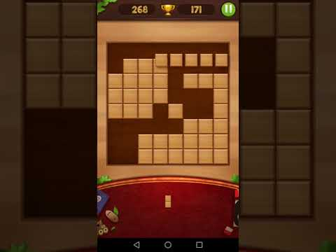 Wood Block Puzzle - Puzzle Game
