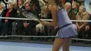 preview picture of video 'Bojana Jovanovski - Syna Kayser Schaukampf in Birkenfeld 2009'