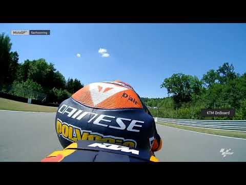 German GP: KTM OnBoard