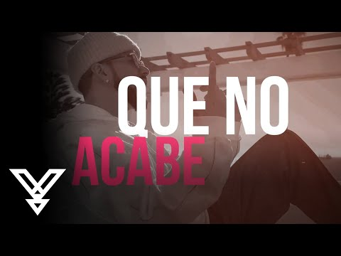 Yandel Que No Acabe Lyric Video