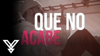 Que No Acabe (Letra) - Yandel (Video)