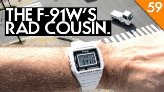 Casio w-215H - FULL REVIEW - A bigger, better alternative to the F-91W?