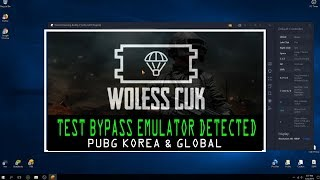 pubg mobile emulator detected bypass tencent gaming buddy