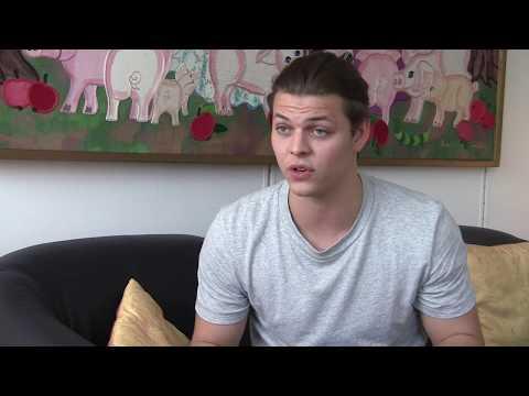 Interview med skuespiller Alex Høgh Andersen - modtager af Eventyrprisen 2018