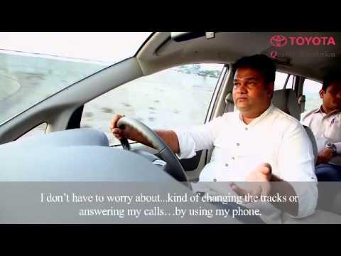 New Toyota Innova 2013 - Real People, Real Reviews - Pushkar Shinde.