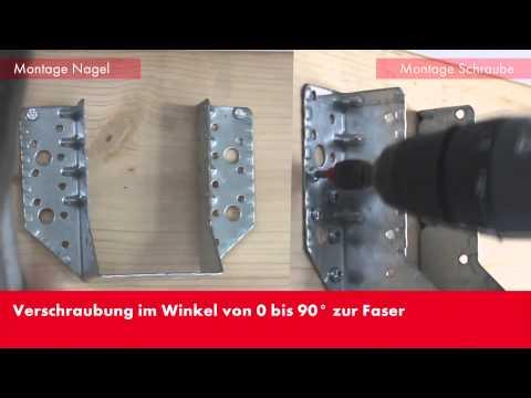 ASSY 3.0 Balkenschuhschraube