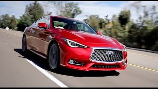 2017 Infiniti Q60 - Review and Road Test