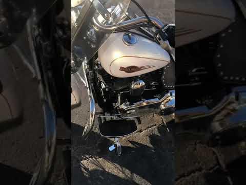 2007 Harley-Davidson FLSTC HERITAGE SOFTAIL in Greenbrier, Arkansas