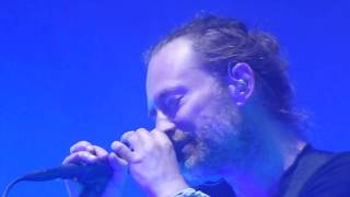 Radiohead The Bends Live Emirates Old Trafford Manchester England July 4 2017
