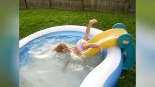 FUNNY SUMMER MOMENTS with BABIES - LAUGH to TEARS!