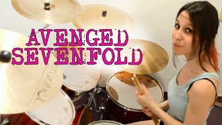 """Avenged Sevenfold """"Bat Country"""" Drum Cover (by Nea Batera)"""