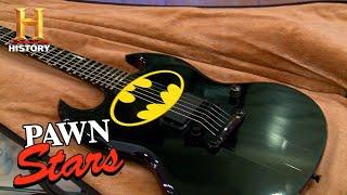 Pawn Stars: Lowball Offer for Bolin Batman Guitars (Season 13)   History