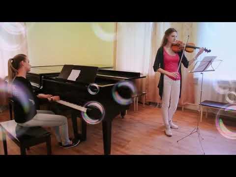 Сектор Газа Твой звонок кавер на скрипке и пианино.