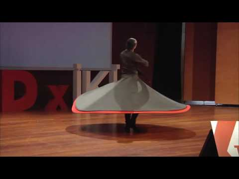 Dervish in Progress - Dans Gösterisi | Ziya Azazi | TEDxİKÜ