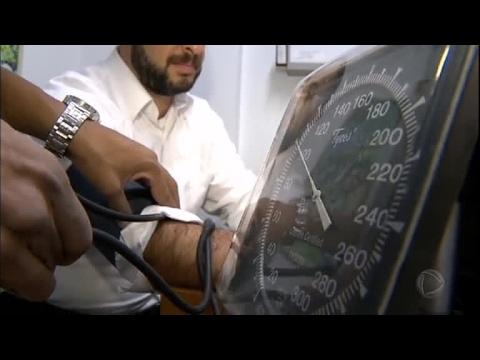 Massagem vácuo para hipertensão