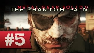 Metal Gear Solid 5 : La voie du héros   Let's Play #5 FR