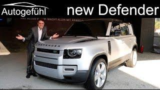 Land Rover Defender 2019 - dabar