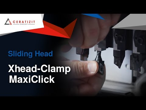 Sliding Head (Xhead-Clamp / MaxiClick)
