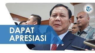 Video Momen Prabowo Dapat Tepuk Tangan saat Rapat dengan Komisi I dan Terungkap Alasannya