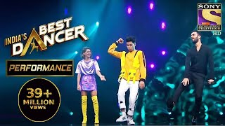 Shakti और Raghav ने किया Aman को Stage पे Join! | India Best Dancer - Download this Video in MP3, M4A, WEBM, MP4, 3GP