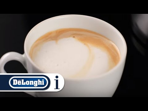 How to Make a Cappuccino  in Your De'Longhi Autentica ETAM 29.510.SB  Coffee Machine