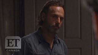 Andrew Lincoln Confirms