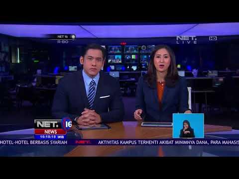Berusaha Melawan, Bandar Sabu di Jombang Dilumpuhkan Petugas - NET16