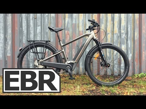 Moustache Friday 27.5 Video Review – $4k Beautiful, Stealthy, Feature Rich, Urban Ebike