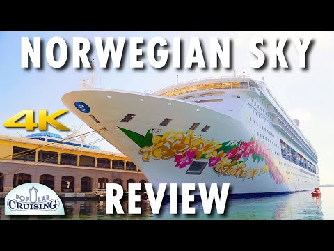Norwegian Sky Tour & Review ~ Norwegian Cruise Line ~ Cruise Ship Tour & Review [4K Ultra HD]