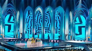 Eurovision 2019   Grand Final Interval Act Netta Barzilay Nana Banana Jury Rehearsal