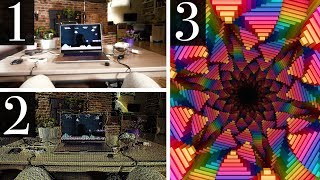 """DMT Animated Replications: """"Meeting Entities"""""""