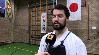 Tilburger Ivo van Roij traint keihard voor kendo.