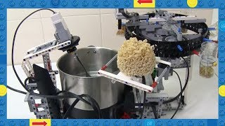 5 Awesome LEGO Inventions - LEGO Mindstorms Fan Creations