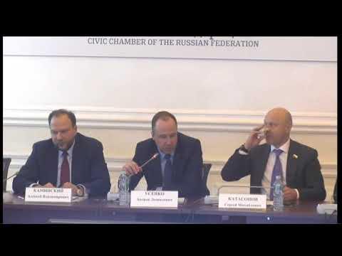 Общественные слушания в ОП РФ (06.03.2018)