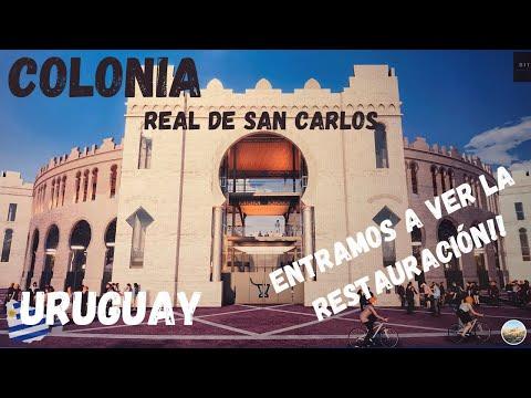 Colonia del Sacramento, PLAZA DE TOROS Real de San Carlos, Uruguay