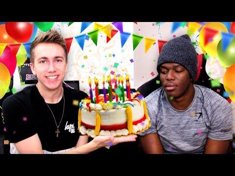 IT'S JJ'S BIRTHDAY!!!
