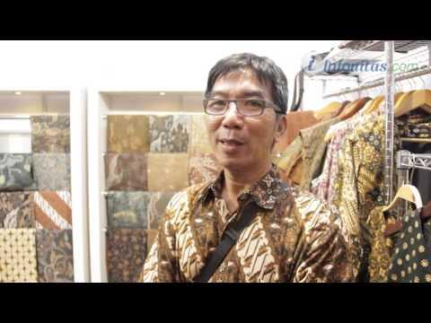 Pameran Batik dan Kerajinan Indocraft 2016