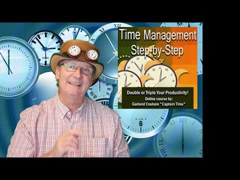 Time Management Online Course: Step by Step