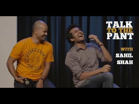 Sahil Shah: Depression, Religion, Passion & Less #TalkToThePant