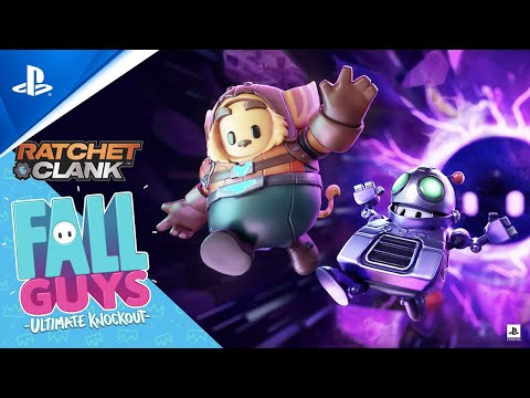 Ratchet and Clank blast into Fall Guys for Limited Time Events and unique rewards