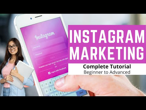 Complete Instagram Marketing Course | Instagram Promotion | Free Online Course |Beginner to Advanced