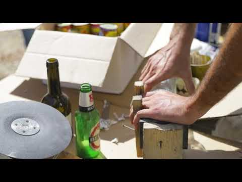 #EuBeachCleanup : Upcycling & trash party