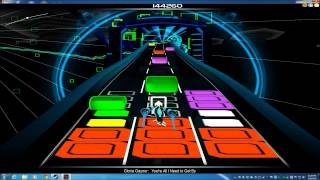 You're All I Need To Get By by Gloria Gaynor-Audiosurf (2063 Skill Rating)
