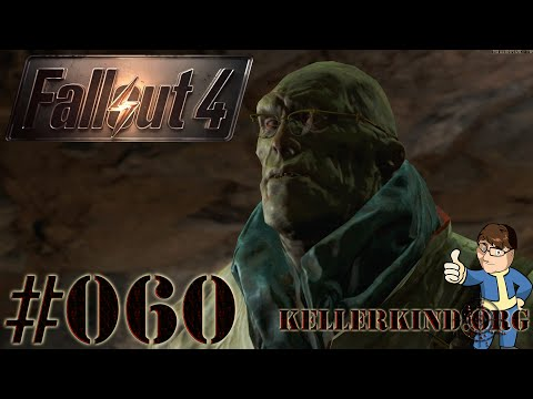 Fallout 4 [HD|60FPS] #060 - Virgil aus dem Institut ★ Let's Play Fallout 4