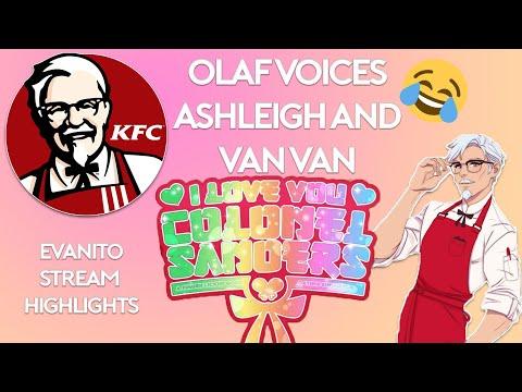 Ashleigh and Van Van compilation