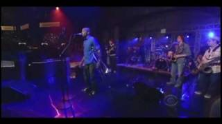 """""""One Night Only (The March) Live  """"-Trombone Shorty Letterman 06-22-10"""